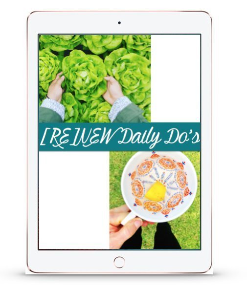 RENEW daily dos preview