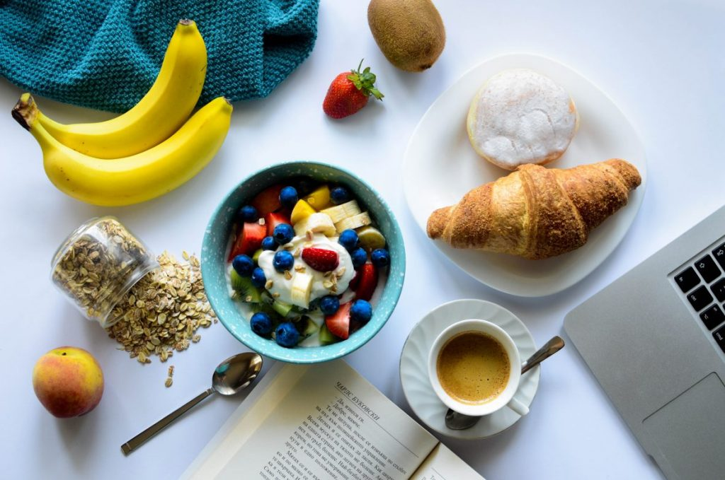 experiment with breakfast