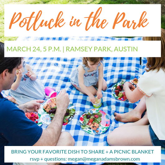 Potluck in the Park 2019