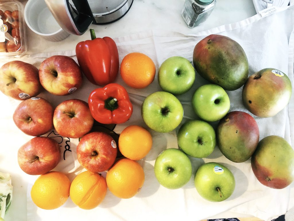 produce washing tips